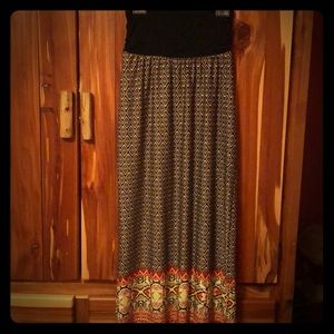 New Directions skirt large like new